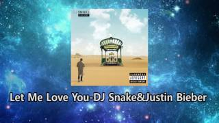 (3D AUDIO)Let Me Love You-DJ Snake ft.Justin Bieber