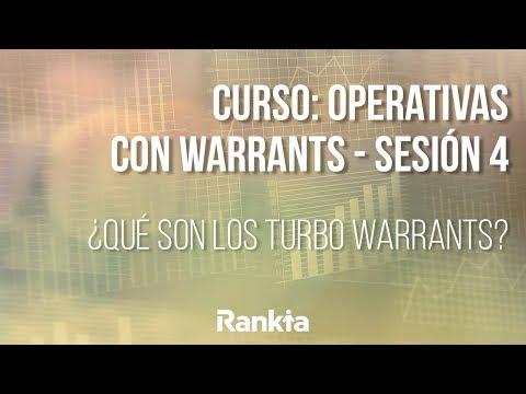 Cuarta parte del curso para invertir usando warrants. Pierre Michel Campos, Product Manager Spain at Commerzbank AG, nos explica qué son los turbo warrants de una manera intuitiva mediante ejemplos reales y aspectos a tener en cuenta