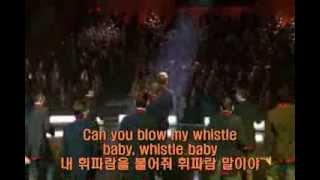 Flo-Rida - Whistle (Glee)