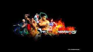 Tekken 5 OST: Gold Rush