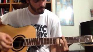 Eez-Eh - Kasabian acoustic cover