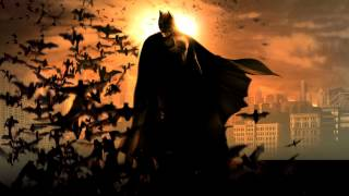 Batman Begins (2005) The Bat Cave (Soundtrack Score)