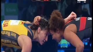 PWL 3 Day 6: Koumba Larroque Vs Vasilisa Marzaliuk at Pro Wrestling league season 3| Full match width=