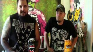 Jahmbi - 2011 Rockstar Energy Drink UPROAR Festival (Video #1)