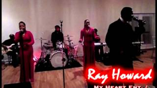 Earth Wind and Fire Reasons cover by Ray Howard LIVE BAND