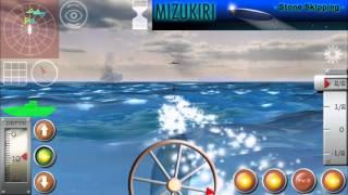[iOS App Submarine]iOS App Sonar Echo Stage1 Play sample