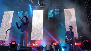 Snow Patrol ~ New York ~ live Vienna 2012 + lyrics