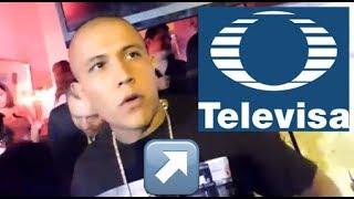 C-KAN HABLA DE TELEVISA 2017 | SOMOS RAP