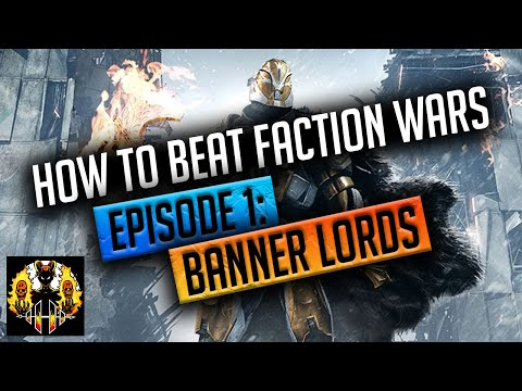 RAID: Shadow Legends | How to beat Faction Wars Episode 1: The Banner Lords!