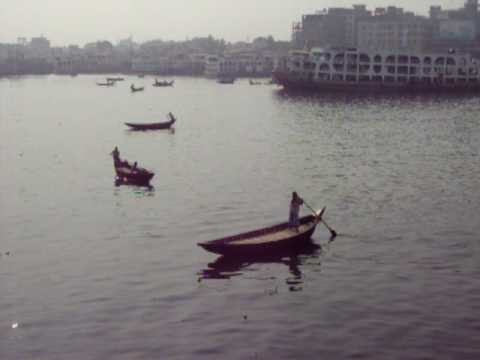 Buriganga river