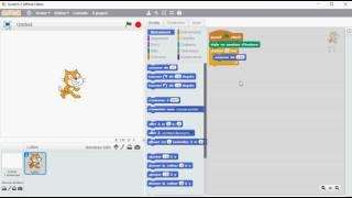 Scratch - Construire un carré