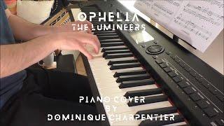 The Lumineers - Ophelia (piano cover & sheet)