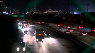 GlassPack262 Cars Moving in the Night