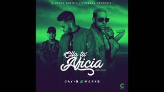 Mark B ft Jay B   Ella ta Aficia