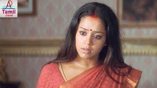 Chandramukhi Tamil Movie | Jyothika scares Prabhu | Rajinikanth | Nayanthara width=