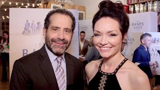Tony Shalhoub, Katrina Lenk, and More Bring the Sounds of The Band's Visit to Broadway