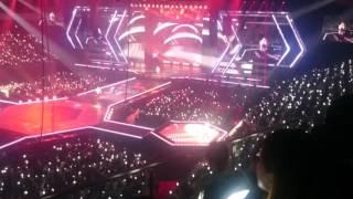 20161126 EXO in Taipei GROWL