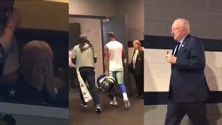 Jerry Jones PISSED, COWBOYS PLAYERS SCREAMING & CURSING IN LOCKER ROOM After Loss At Home To Bills!