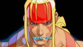 Street Fighter III New Generation intro