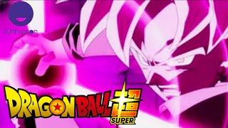 Goku Black's Rosé Kamehameha! |Dragon Ball Super Official English Dub HD
