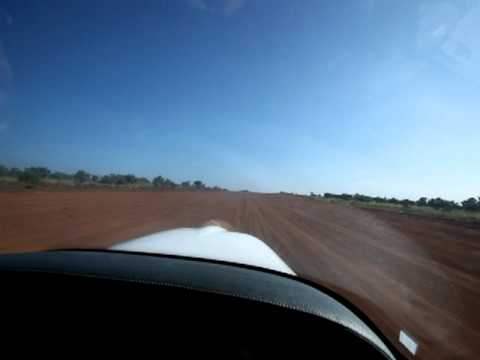 Private airfield in the Waterberg, South Africa
