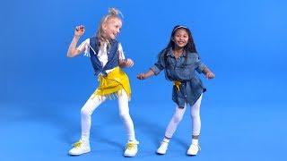 Samba, Rumba, Cha Cha Cha (Tanzvideo) - Lichterkinder | Kinderlieder | Tanzlied