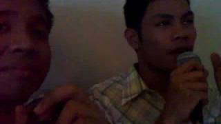 Singing with Bugoy (Paano na Kaya) Part 2 of 2