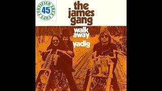 THE JAMES GANG - WALK AWAY - Thirds (1971) HiDef :: SOTW #171