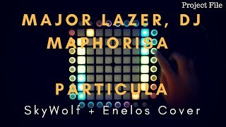 Major Lazer, DJ Maphorisa - Particula (f. Nasty C,I. Prince,Patoranking,Jidenna) (Launchpad Cover)