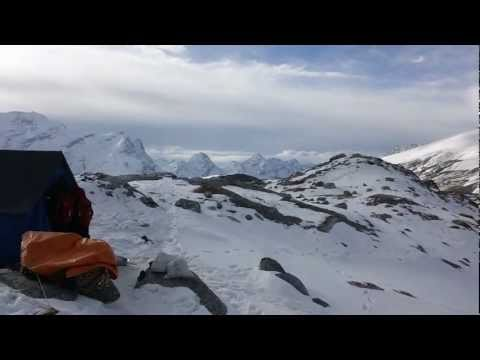Climb Mera Peak: Base Camp at Mera Peak