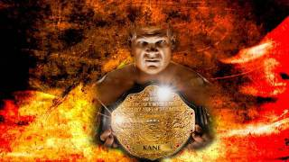 WWE: Kane Theme Song V3 : Slow Chemical : Download Link : HQ :