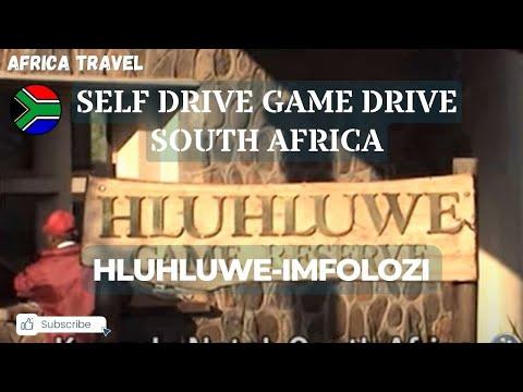 Hluhluwe-Imfolozi Game Reserve – Self Drive