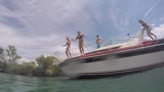 Fun on the river - Stay High ft. Hippie Sabotage (U$IK Trap Remix)