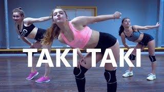 DJ SNAKE - TAKI TAKI | TWERK BEGINNERS BY RISHA