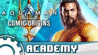 Aquaman: Alles über Arthur Curry [Comic Origin Story]