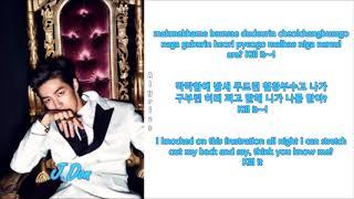 JIMIN N J.DON - GOD (Rom-Han-Eng Lyrics) Color & Picture Coded