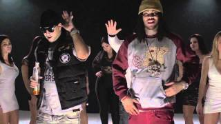 French Montana & Waka Flocka - Black And White Girls (Official Video)