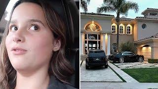 Annie LeBlanc Spends ONE MILLION DOLLARS On New Mansion