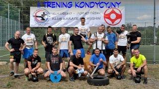 II trening kondycyjny w Golubiu - Dobrzyniu - Biuraut