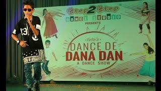 Noddy Khan Live Performance | Youngest Indian Rapper | Dance De Dana Dana | Step2Step Dance Studio