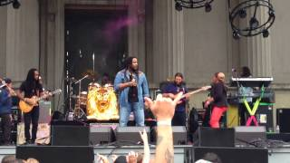 "Stephen Marley ""Iron Bars"" live in Berkely CA"
