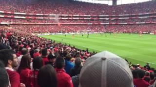 Benfica Tetracampeao, Apito Final!