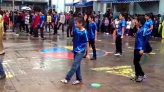 En el festival del día del Padre - Junio-2013 .... Menudo - Claridad
