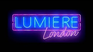 Lumiere London 2016 Official Aftermovie HD