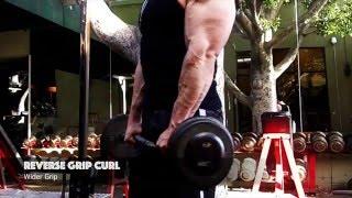 Trick to Make Your Biceps Bigger - Drug Free Bodybuilding