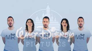 AMAZING DISNEY INTRO || Acapella Disney Cover || When You Wish Upon a Star || Pillole Disney