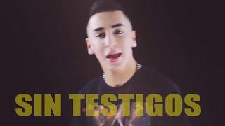 Cano H ft Yhanes - Sin Testigos (Video Lirics Oficial) ®