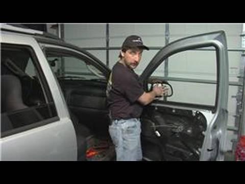 Car Repair & Diagnostics : How to Repair Broken Side Mirrors