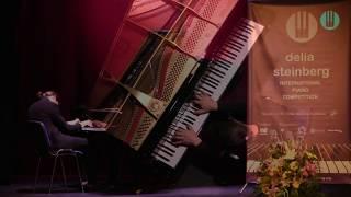 GIULIO DE PADOVA 6 Momentos musicales Op.16 S.Rachmaninov. FINAL Concurso Delia Steinberg 2017