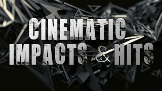 Cinematic Impact Sound Effects - Cinematic Hit Sound Effects - Cinematic Sound Effects Pack